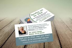 inspirational business cards icatching design portfolio compassionate business cards
