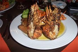 cuisine cap vert langoustes gastronomie santa île de sal cap vert
