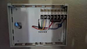 nordyne heat pump wiring diagram u0026 nordyne thermostat wiring