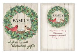 legacy of faith deluxe boxed cards with scripture family