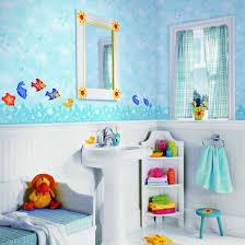 Kid Bathroom Ideas Splendid Happiness Bath Activity Kids Bathroom Stickers Wall
