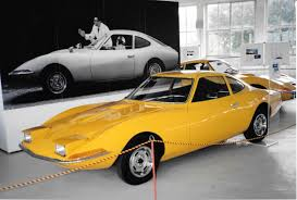 opel yellow put a bow on it 1973 opel gt
