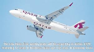 airbus a320 sieges qatar airways to fly direct service to turkey s hatay