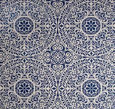 indigo blue curtains moroccan inspired drapes boho draperies