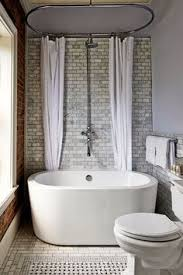 Small Bathroom Ideas With Tub Prettiest White Bathroom And Freestanding Tub For A Small Bath