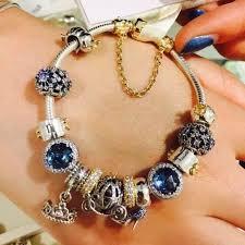 bracelet pandora gold images Pandora jewelry new bracelet with disney poshmark jpg