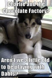 Animal Pun Memes - animal memes condescending literary pun dog never too old i can