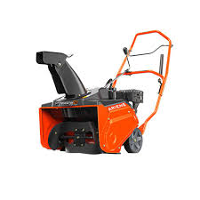 ariens commercial ss 21 in 208 cc single stage manual chute