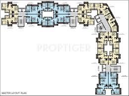 747 sq ft 1 bhk 1t apartment for sale in ravi group gaurav sarjan