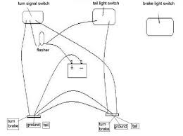 brake light switch wiring simple wiring help brake lights running lights turn signal v is