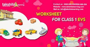 worksheets for class 1 worksheets for class 1 evs worksheets for class 1 science