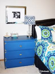 ikea malm makeover how to make a bedside table decorating on