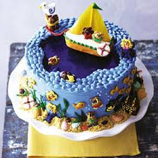 ship ahoy cake
