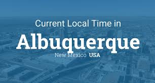 Nm State Flag Current Local Time In Albuquerque New Mexico Usa