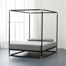 Bed Frame With Canopy Best Affordable Bed Frames Best Storage Bed Frames