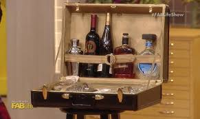 travel bar images Diy bar suitcase jpg