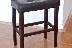Stadium Chairs With Backs Stools Wonderful Chrome Leather Bar Stool Images Contemporary