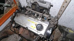 complete engine mitsubishi colt iv ca a 1 6 glxi 16v ca4a 10415