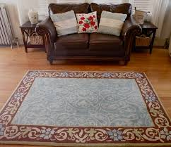 Big Round Rugs Area Rugs Luxury Round Rugs Blue Area Rugs In 6 6 Rug