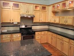 kitchen paint colors for small kitchens with oak cabinets cream
