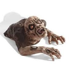 zombie dog lights and sound skeleton walking dead bones prop