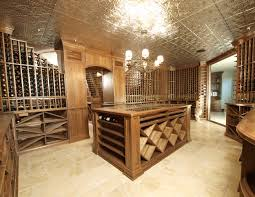 traditional design custom wine cellars genuwine cellars