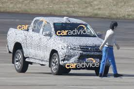 2018 toyota landcruiser prado spied due to land locally this year