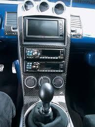350z Custom Interior Custom Supercharged Nissan 350z Tuner Car Turbo U0026 High Tech