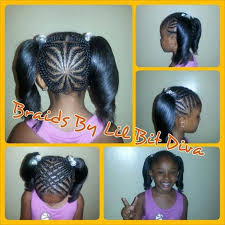 up africian braiding hair style little girl hairstyles braids pony tail up do kids girl african