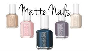 best matte nail polish for 2017 in various colors