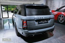wrapped range rover land rover range rover vogue 5 0 v8 autobiography startech