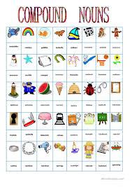 compound nouns worksheet free esl printable worksheets made by