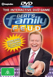 bert s family feud interactive dvd
