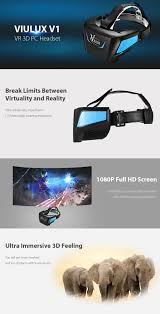 home design 3d 4pda viulux v1 5 5 inch 1080p virtual reality 3d pc headset 155 99