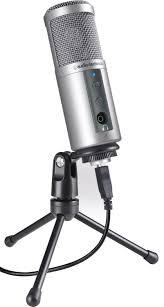 Radio Microphone Talk And Music About The Best Condenser Mics Under 100 Xlr U0026 Usb Gearank