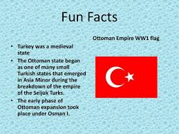 Ottoman Empire Facts Copy Of Ottoman Umpire By Channing Flipsnack