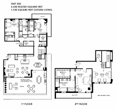 first look at the floor plans for the new avant luxury condos