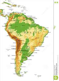 Map Of Colombia South America by Where Is South America South America Maps Mapsofnet Political Map