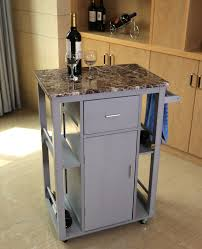 wooden kitchen island on wheels heavy duty rolling casters