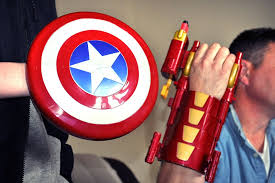 captain america shield light target review captain america nerf slide blast armour magnetic shield