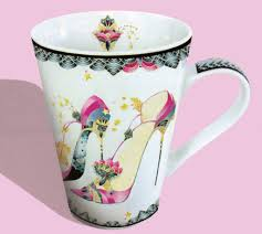 Porcelain Coffee Mugs Coffee Mugs With Stiletto Shoes High Heel Shoe Mugs For Shoe