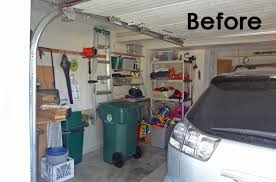 garage room before after converting a garage into a family room small garage