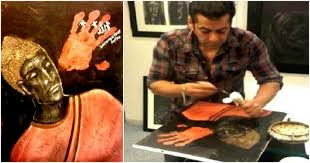 15 stunning paintings by salman khan reveal the hidden artistic