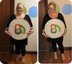 Sushi Costume Halloween Coolest Sushi Roll Costume Kids Sushi Costume Costumes