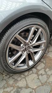 new lexus tires what tire dressing do you use post pictures of your tires