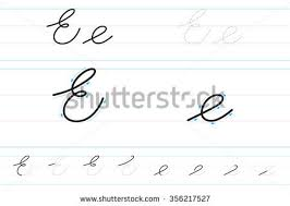 cursive writing stock images royalty free images u0026 vectors