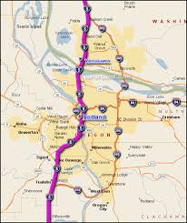 map of oregon freeways i 5 portland traffic maps and road conditions