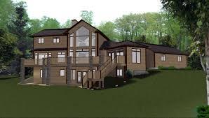 walkout basement home designs alfa img showing ranch house plans