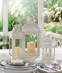white lantern centerpieces wholesale gable large white lantern wholesaler