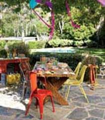 evette u0027s backyard barbecue rachael ray every day